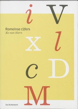 Afbeeldingen van Romeinse cijfers