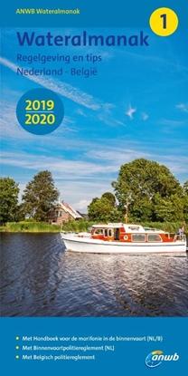 Afbeeldingen van ANWB wateralmanak Wateralmanak 1 2019/2020