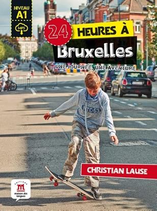 Afbeeldingen van 24 heures à Bruxelles + MP3 - A1