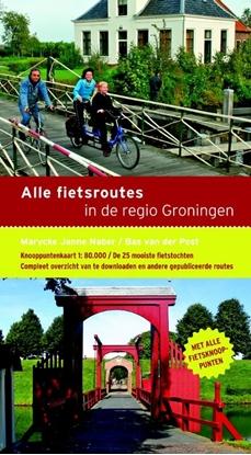 Afbeeldingen van Alle fietsroutes in de regio Groningen