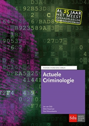 Afbeeldingen van Actuele Criminologie