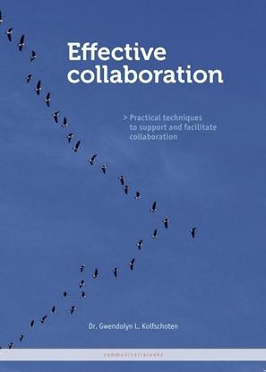 Afbeeldingen van Communicatiereeks Effective collaboration
