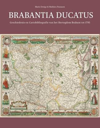 Afbeeldingen van Explokart Studies in the History of Cartography Brabantia Ducatus