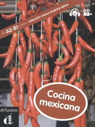 Afbeeldingen van Cocina mexicana + CD - A2-B1