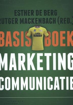 Afbeeldingen van Basisboek marketingcommunicatie