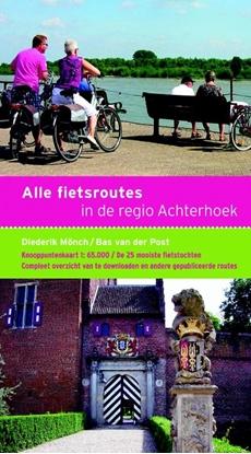 Afbeeldingen van Alle fietsroutes In de regio Achterhoek