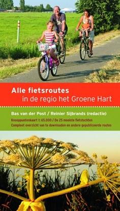 Afbeeldingen van Alle fietsroutes in de regio het Groene Hart