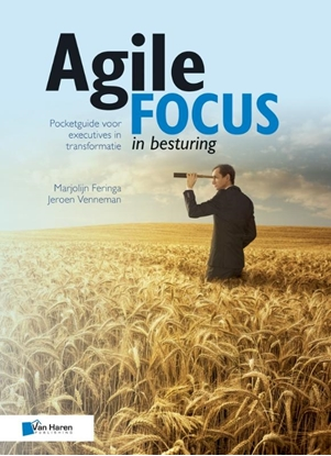 Afbeeldingen van Agile focus in besturing