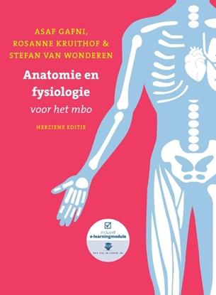 Afbeeldingen van Anatomie en fysiologie voor het MBO