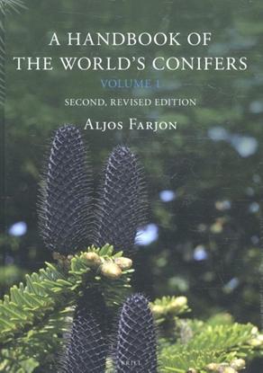 Afbeeldingen van A handbook of the world's conifers 2 vols.