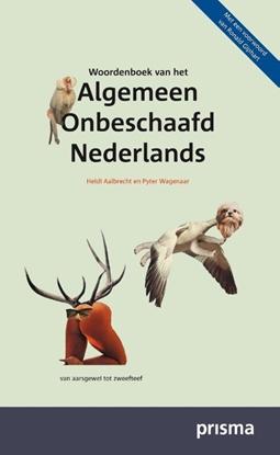 Afbeeldingen van Woordenboek van het Algemeen Onbeschaafd Nederlands