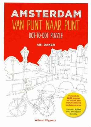 Afbeeldingen van Amsterdam, van punt naar punt