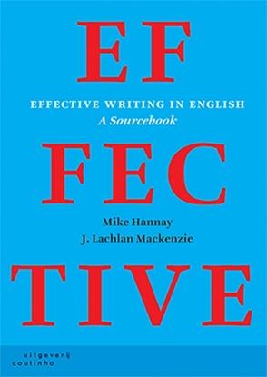 Afbeeldingen van Effective writing in English
