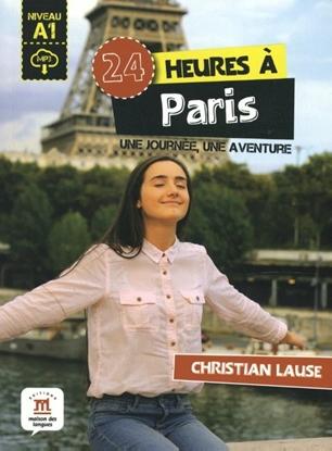 Afbeeldingen van 24 heures à Paris + MP3 - A1