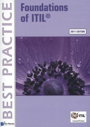 Afbeeldingen van Best practice Foundations of ITIL 2011 2011