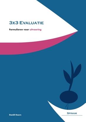 Afbeeldingen van 3x3 evaluatie