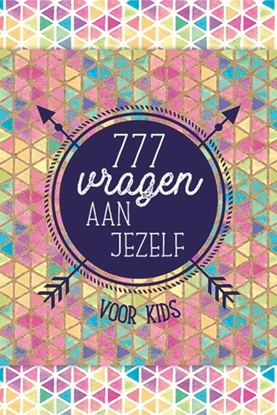 Afbeeldingen van 777 vragen aan jezelf voor kids