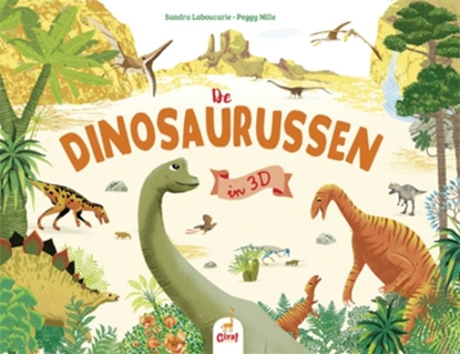Afbeeldingen van De dinosaurussen in 3D