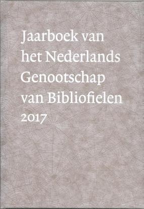 Afbeeldingen van Jaarboek Nederlands Genootschap van Bibliofielen 2017