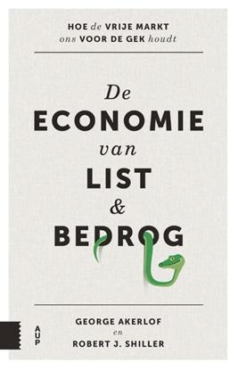 Afbeeldingen van De economie van list en bedrog