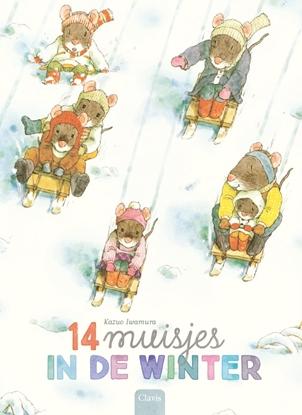 Afbeeldingen van 14 Muisjes in de winter