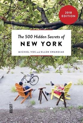 Afbeeldingen van The 500 Hidden Secrets The 500 hidden secrets of New York