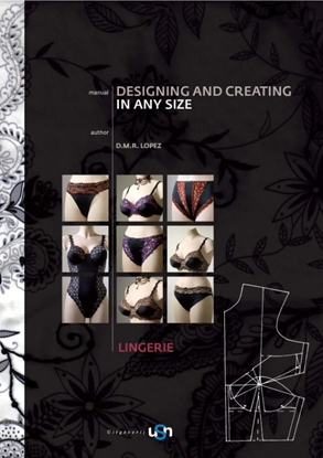 Afbeeldingen van Designing and Creating in any size Lingerie Manual
