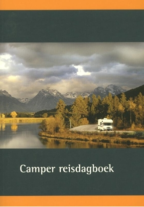Afbeeldingen van Camper reisdagboek