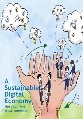 Afbeeldingen van A Sustainable Digital Economy