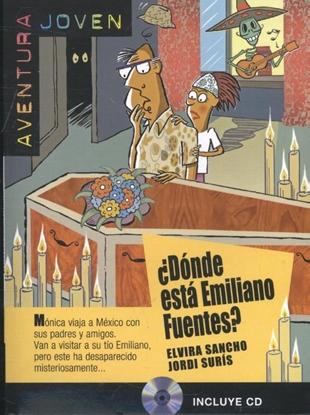 Afbeeldingen van ¿Dónde está Emiliano Fuentes? + CD - A1