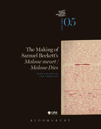 Afbeeldingen van Beckett Digital Manuscript Project The making of Samuel Beckett's Malone meurt/Malone Dies