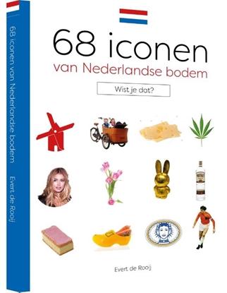 Afbeeldingen van 68 Iconen van Nederlandse bodem