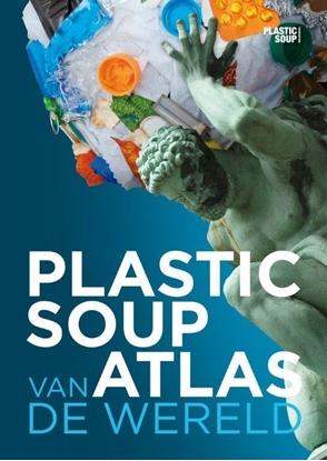 Afbeeldingen van Plastic soup atlas van de wereld