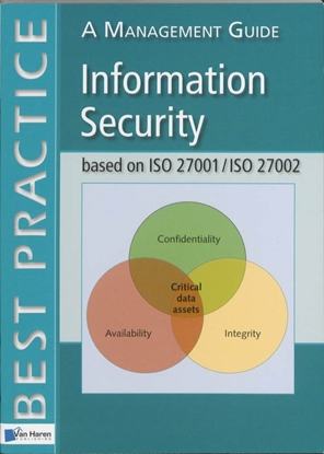 Afbeeldingen van Best practice Information security based on ISO 27001/ISO 27002