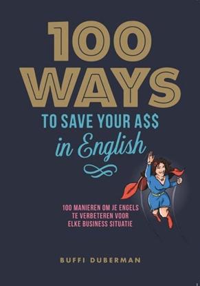 Afbeeldingen van 100 ways to save your ass in English