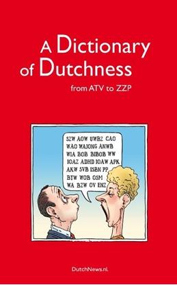 Afbeeldingen van A Dictionary of Dutchness
