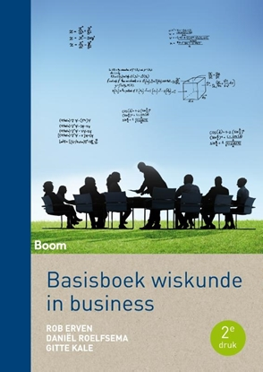 Afbeeldingen van Basisboek wiskunde in business
