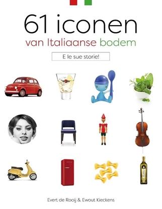 Afbeeldingen van 61 Iconen van Italiaanse bodem