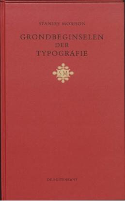 Afbeeldingen van Grondbeginselen der typografie