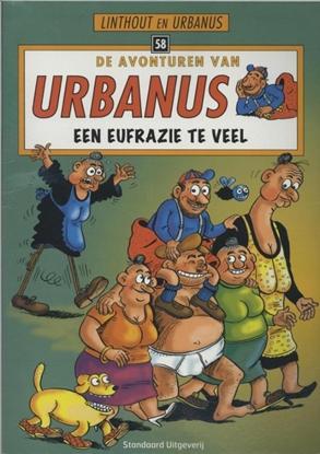 Afbeeldingen van De avonturen van Urbanus Een Eufrazie te veel
