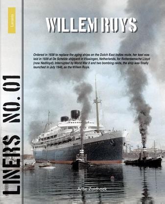 Afbeeldingen van Liners Willem Ruys
