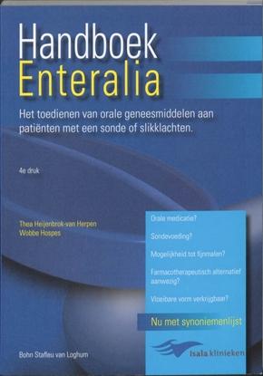 Afbeeldingen van Handboek enteralia