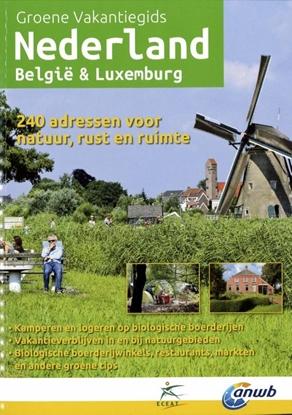Afbeeldingen van Groene Vakantiegids Nederland, Belgie en Luxemburg
