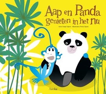 Afbeeldingen van Aap en Panda