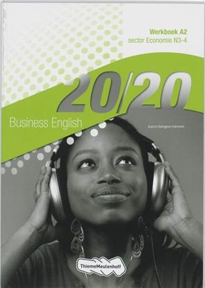 Afbeeldingen van 20/20 sectrow Economie N3-4 Werkboek A2