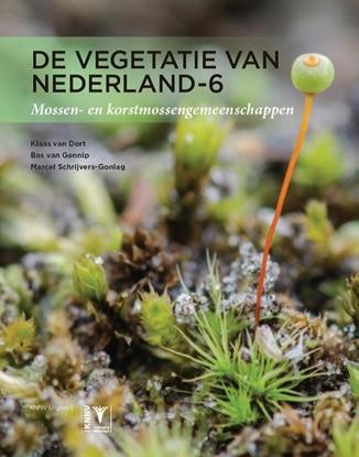 Afbeeldingen van De vegetatie van Nederland 6