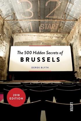 Afbeeldingen van The 500 hidden secrets of Brussels