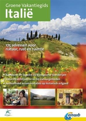 Afbeeldingen van De groene vakantiegids Groene Vakantiegids Italië