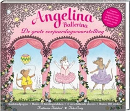 Afbeeldingen van Angelina Ballerina. De grote verjaardagsvoorstelling
