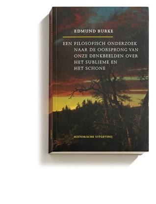 Afbeeldingen van Filosofie & retorica Een filosofisch onderzoek naar de oorsprong van onze denkbeelden over het sublieme en het schone